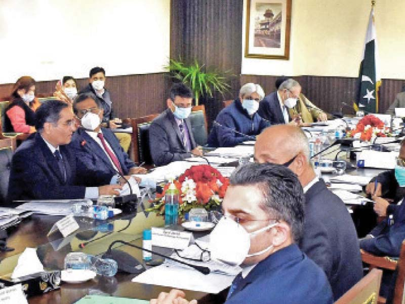 shaikh directed fbr to expedite process of income tax refunds of less than rs50 million each recipient to uphold commit ment of the government to facilitate taxpayers photo nni