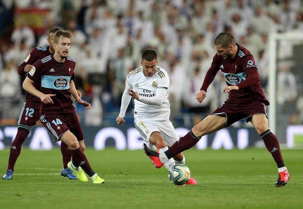 hazard return poses conundrum for real as clasico city loom
