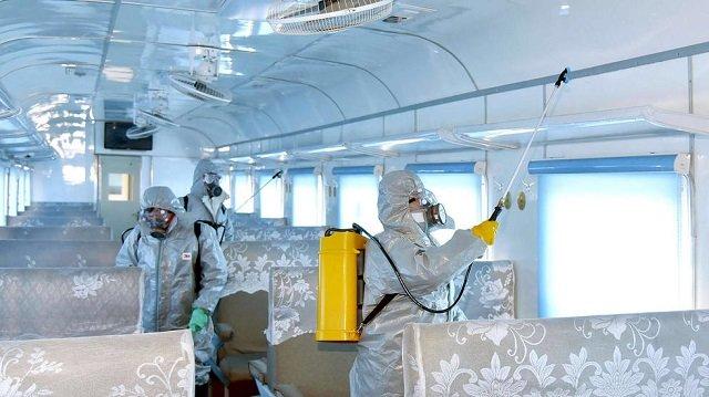 coronavirus threatens north korea chaos analysts