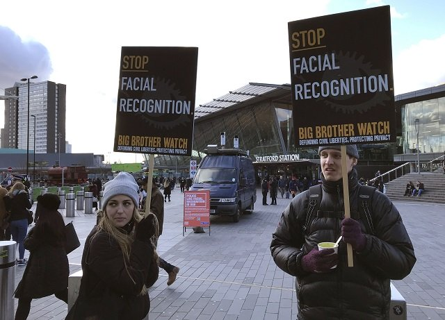 met police deploy facial recognition technology in central london