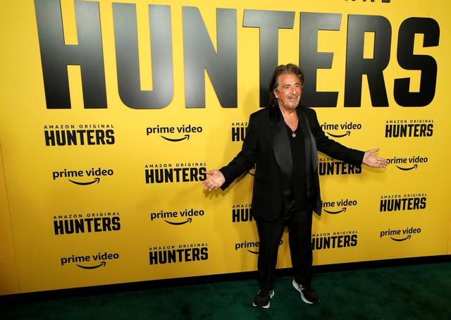 al pacino makes tv series debut in amazon s hunters
