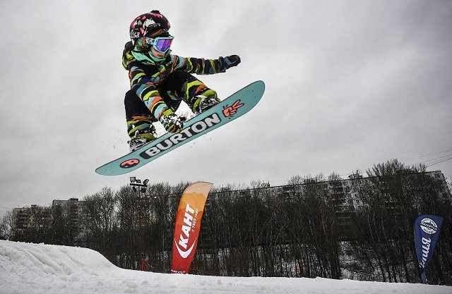 watch at six snowboarding prodigy is flying high