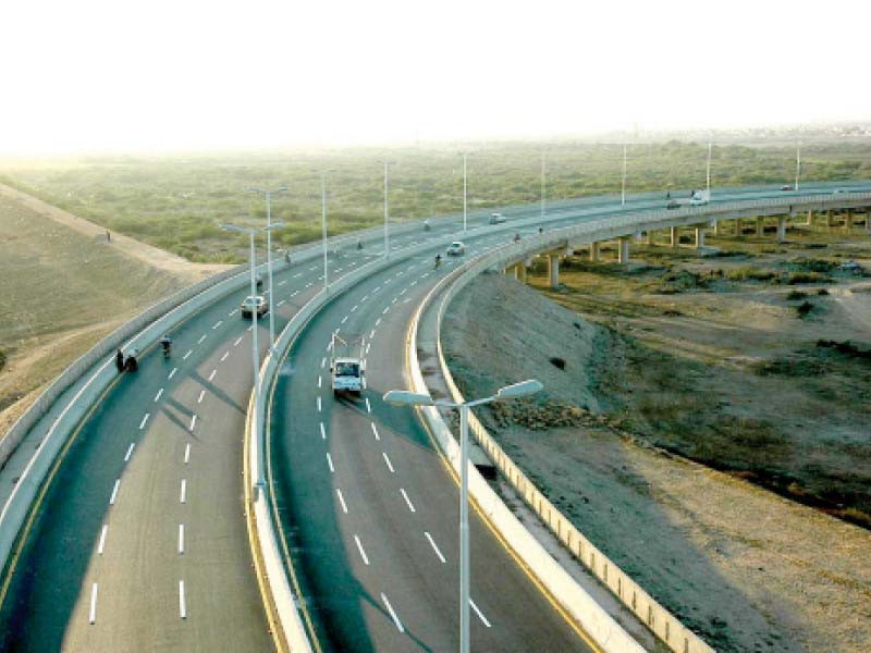 the basis for the original pc 1 was a commercial feasibility study of december 2019 which proposed cross subsidy from the sukkur multan motorway for 10 years photo file