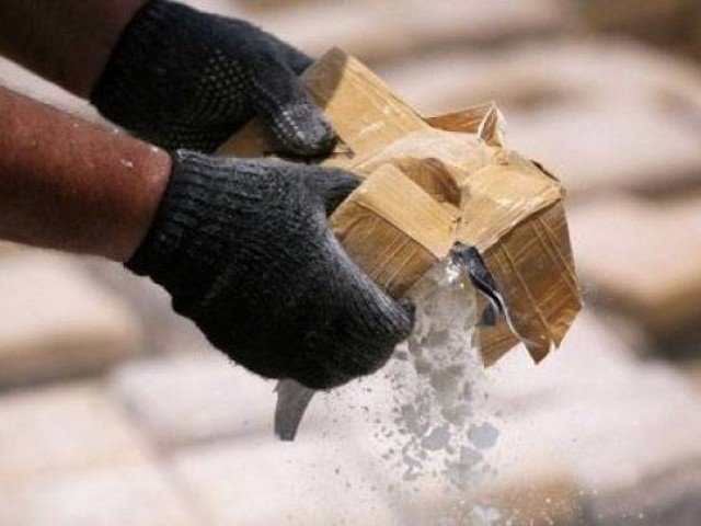 korangi produced big names but drug addiction has marred its youth