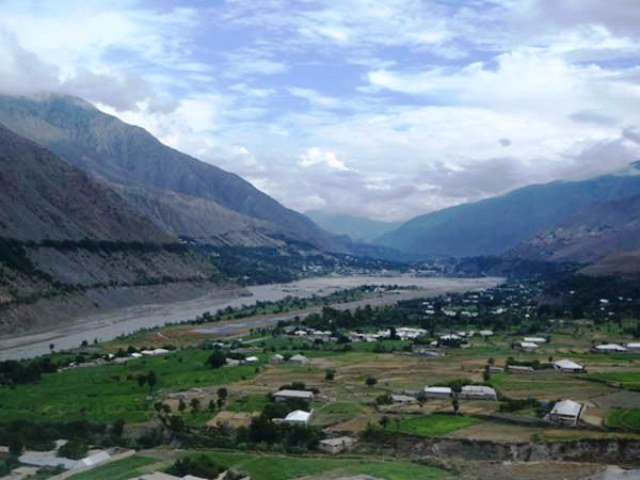 forest cover must for survival of wildlife in chitral