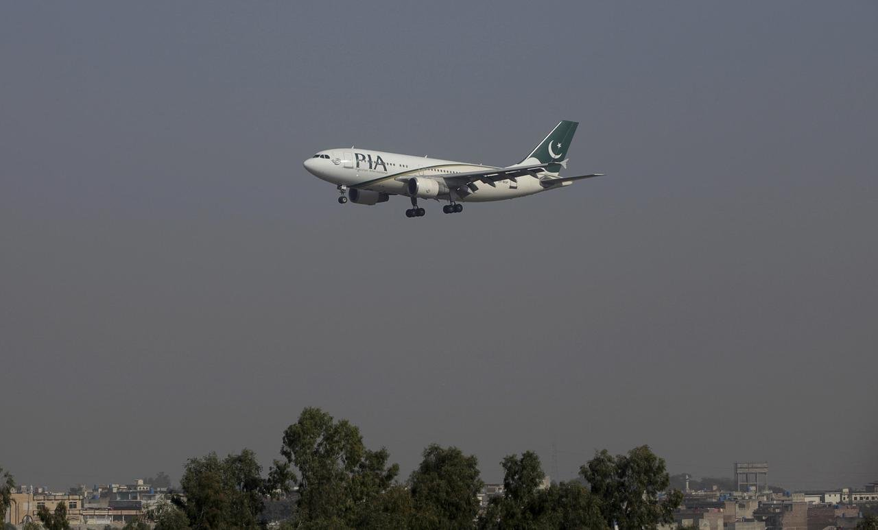 a reuters file photo of pia aircraft