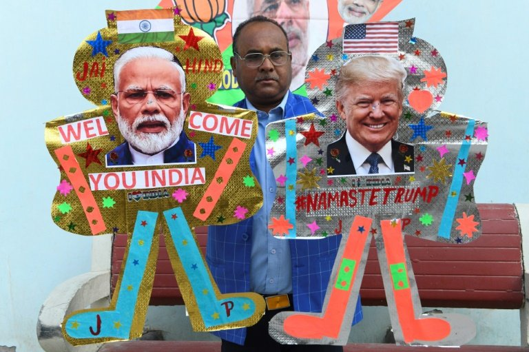 mega rally to kick off trump s first official visit to india