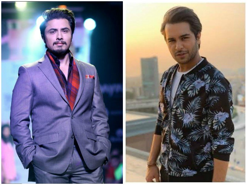ali zafar is releasing his own psl anthem and asim azhar is cool with it