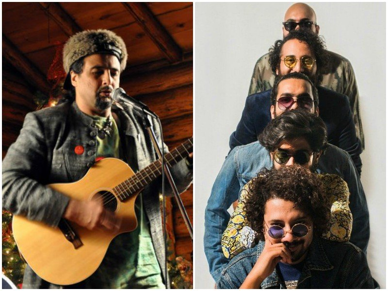 salman ahmed trolled pakistani band for making comedy instead of music