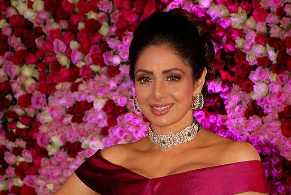 remembering sridevi on her second death anniversary