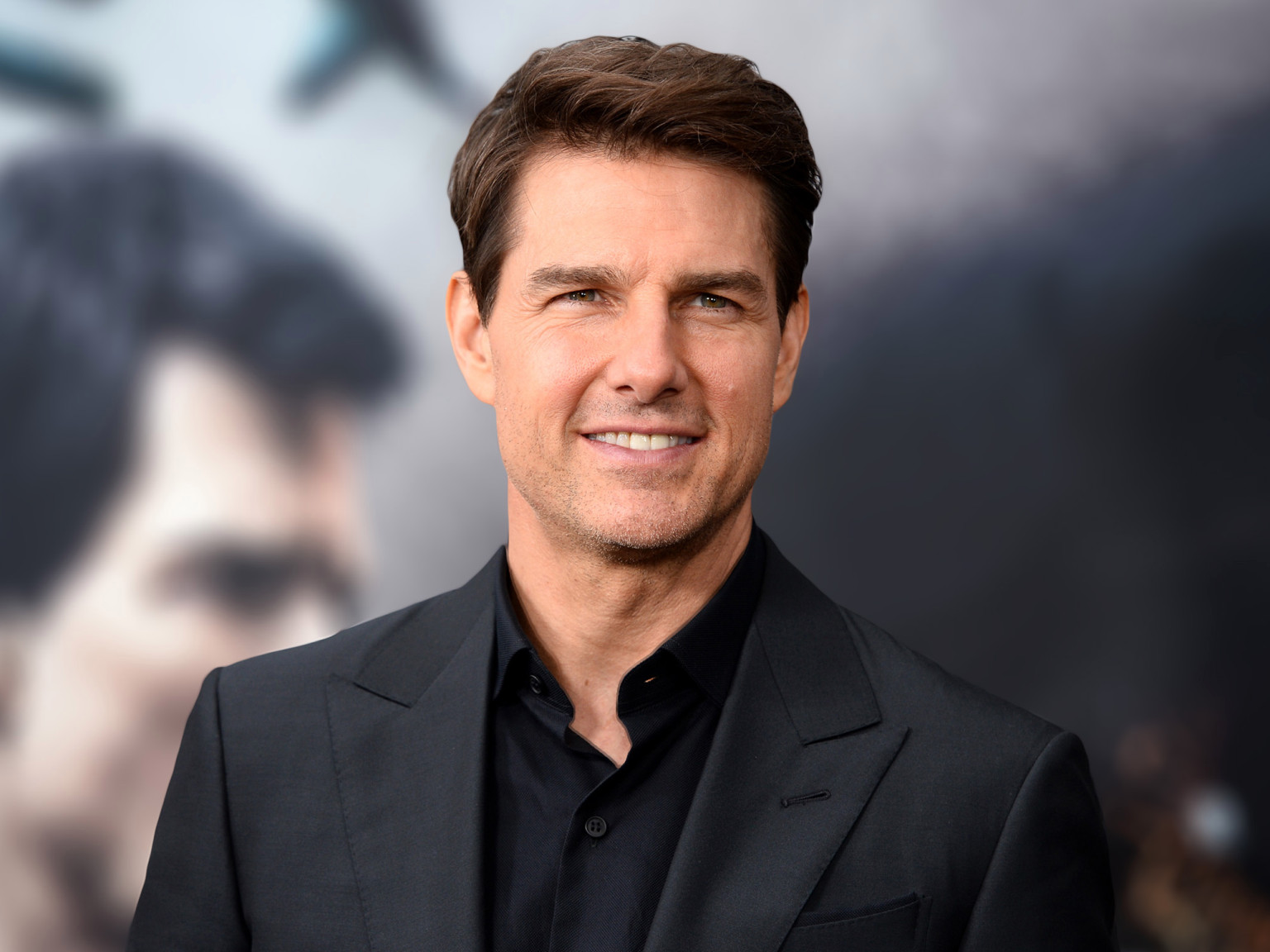 new york ny   june 06 tom cruise attends quot the mummy quot new york fan event at amc loews lincoln square on june 6 2017 in new york city photo by andrew toth filmmagic