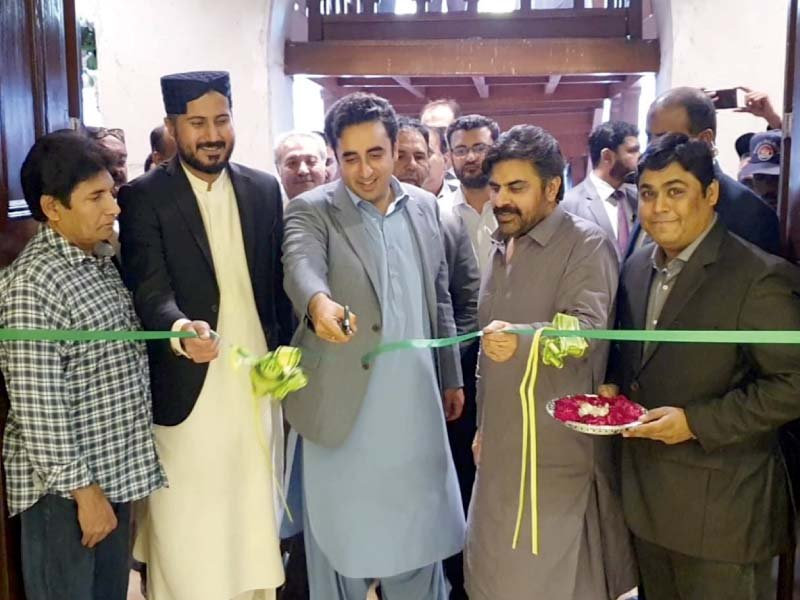 sindh s only wildlife museum opens after 29 years
