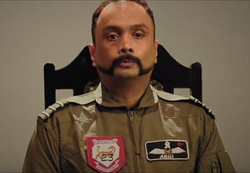 watch humayun saeed interrogates abhinandan in ehd e wafa finale