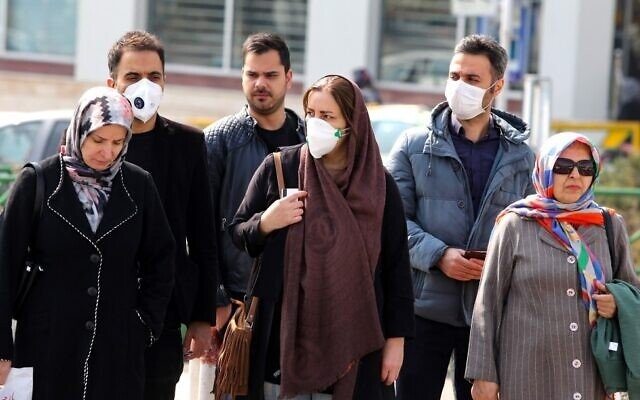 iran coronavirus death toll rises by 15 to 92