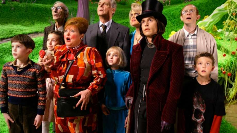 netflix to produce series based on charlie and the chocolate factory