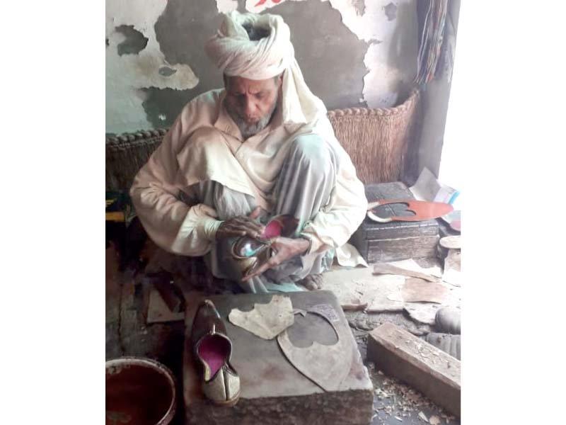 handmade footwear khusas still define luxury for the wealthy