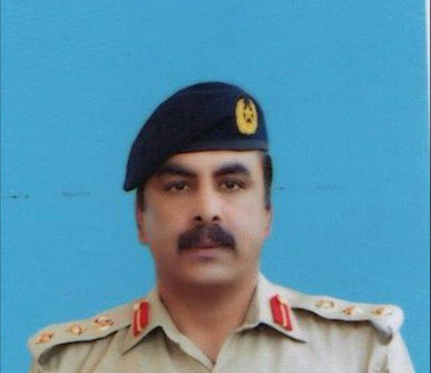 army colonel embraces martyrdom in di khan security operation