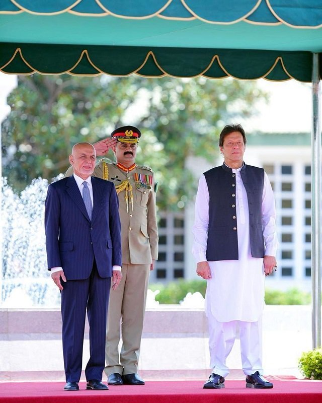 pakistan will do everything it possibly can to bring peace in region tweets premier photo file