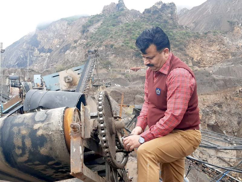 70 stone crushing plants sealed in margalla hills
