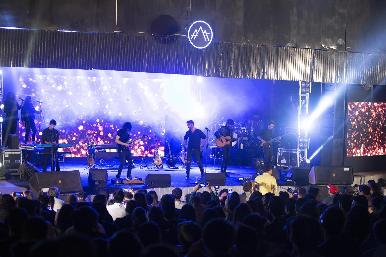 kashmir album launch draws huge crowd