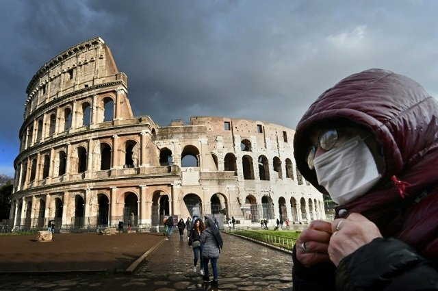 The pandemics have nothing to do with the severity of a disease but with its geographical spread. PHOTO: AFP/FILE