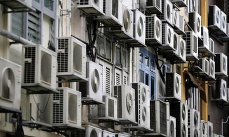ac maker hopeful demand will gain pace in pakistan
