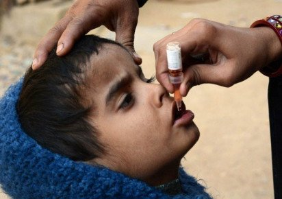 balochistan reports 5th polio case raising pakistan s tally to 27 this year