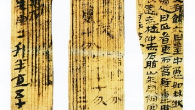 oracle bone inscriptions reveal ancient knowledge about diseases
