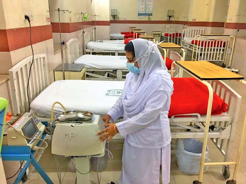 92% of Covid-19 patients in Pakistan recover | The Express Tribune