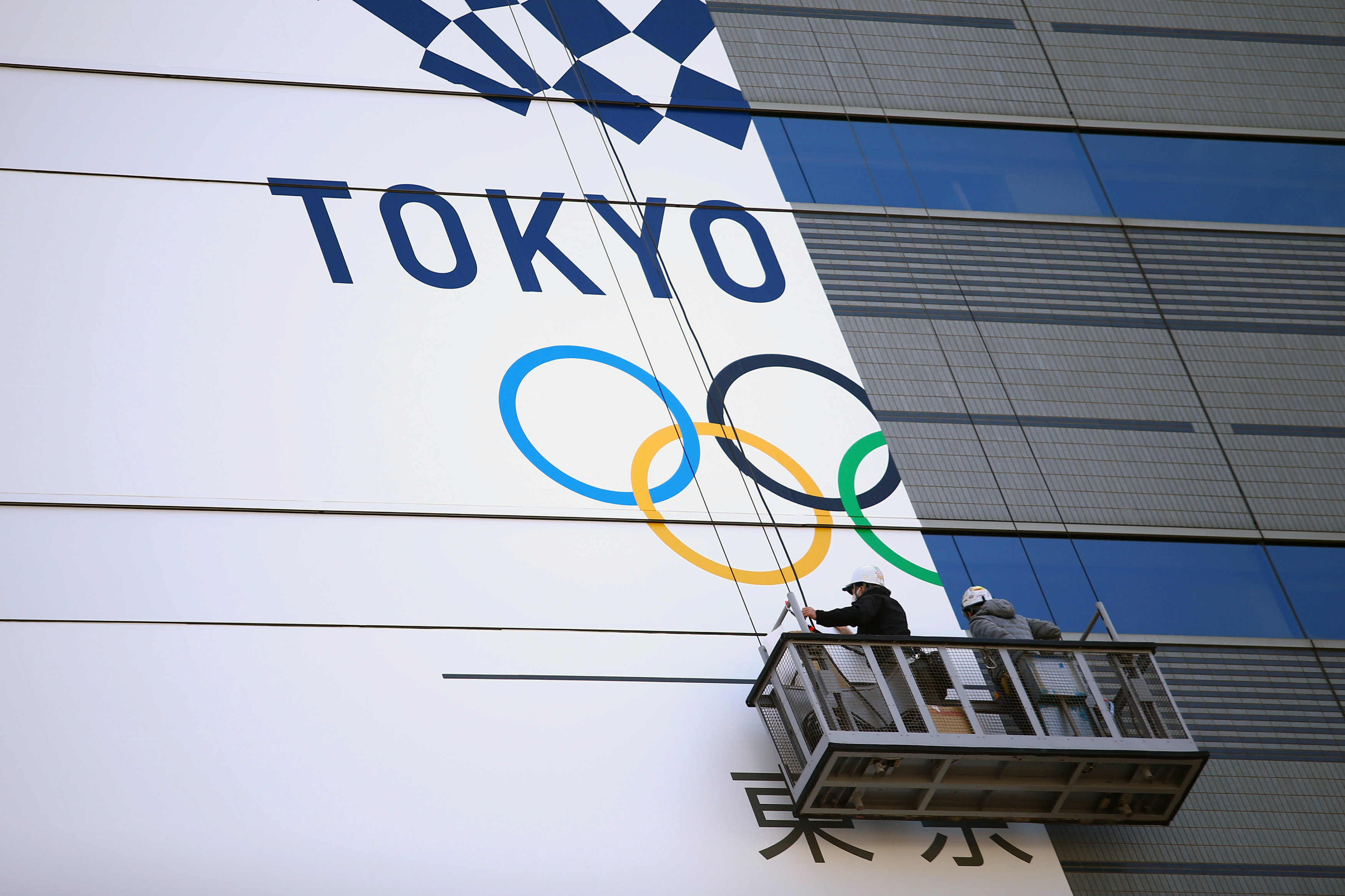 trump praises tokyo olympic preparations after suggesting delay