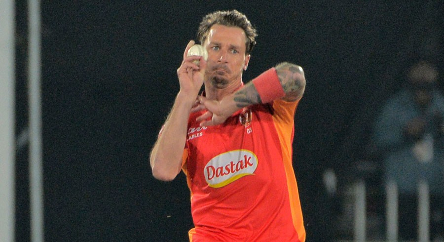 watch dale steyn thanks fans for support before leaving psl