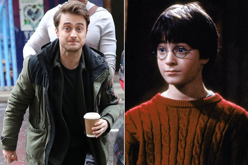 daniel radcliffe says being harry potter turned him into an alcoholic