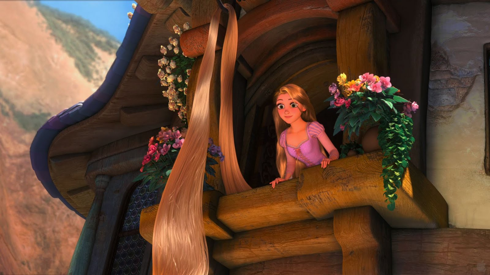 did disney allude to the covid 19 outbreak in tangled