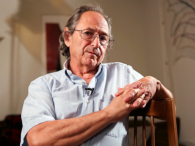 Michael Levitt says most people are naturally immune, statistics show the virus is on a downturn. PHOTO: REUTERS/FILE