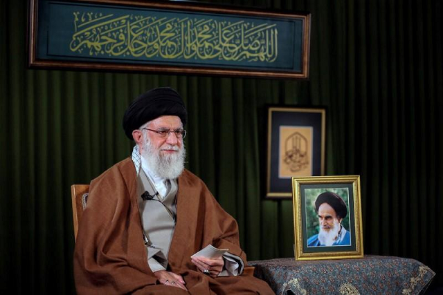 khamenei says us sanctions forced iran to become self sufficient