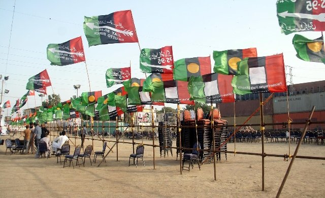 ppp gears up for massive show in mqm stronghold