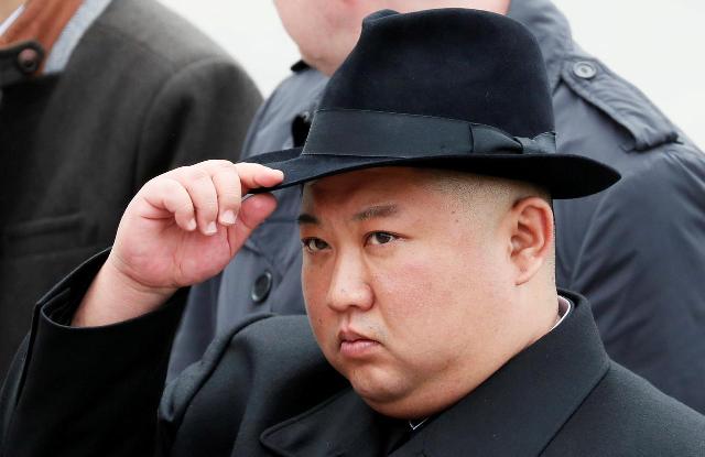 north korea says trump wrote kim offered coronavirus cooperation