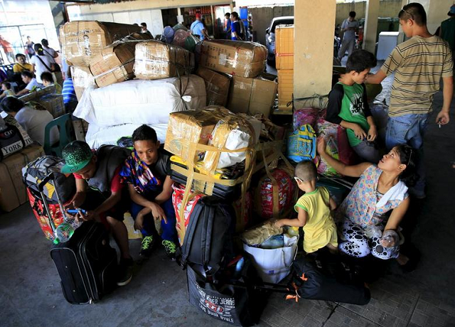 ration to be supplied to pilgrims homes