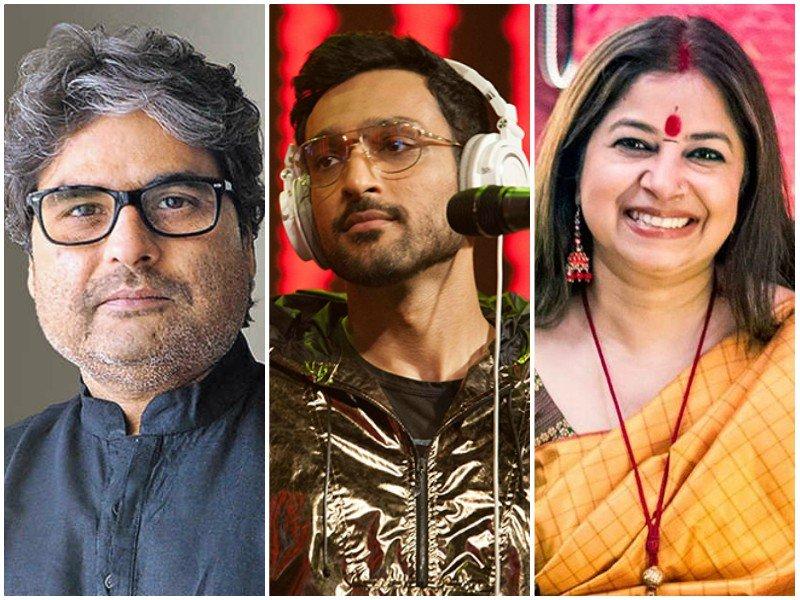 ali sethi goes live with rekha bhardwaj vishal bhardwaj and farida khanum