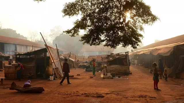 The World Bank's International Development Association fights poverty in some of the world's poorest countries, including Central African Republic. PHOTO: AFP