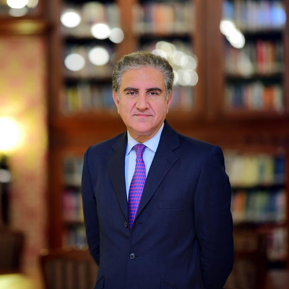 foreign minister shah mehmood qureshi photo pid