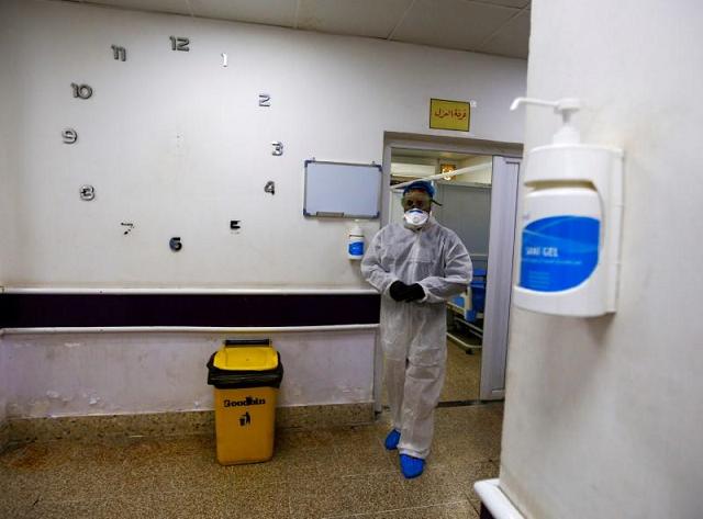 in iraq coronavirus terrifies even doctors hardened by conflict