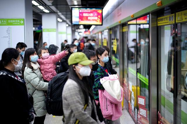 china s wuhan where the coronavirus emerged begins to lift its lockdown