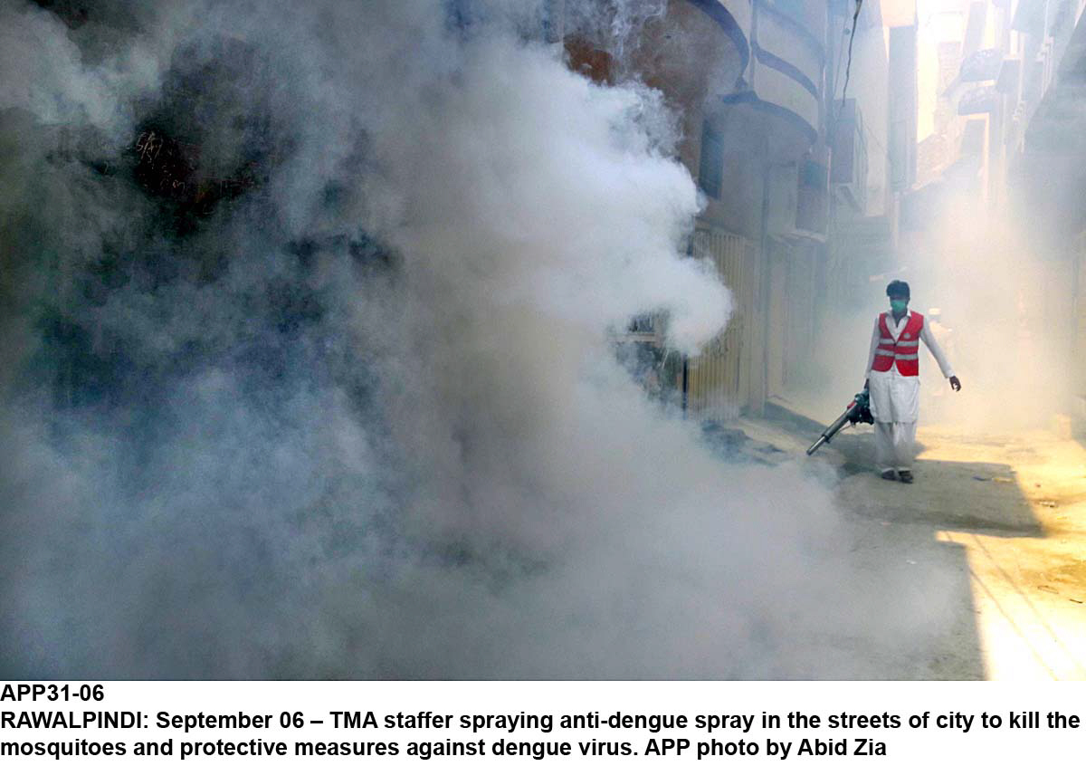 imc disinfects streets of federal capital