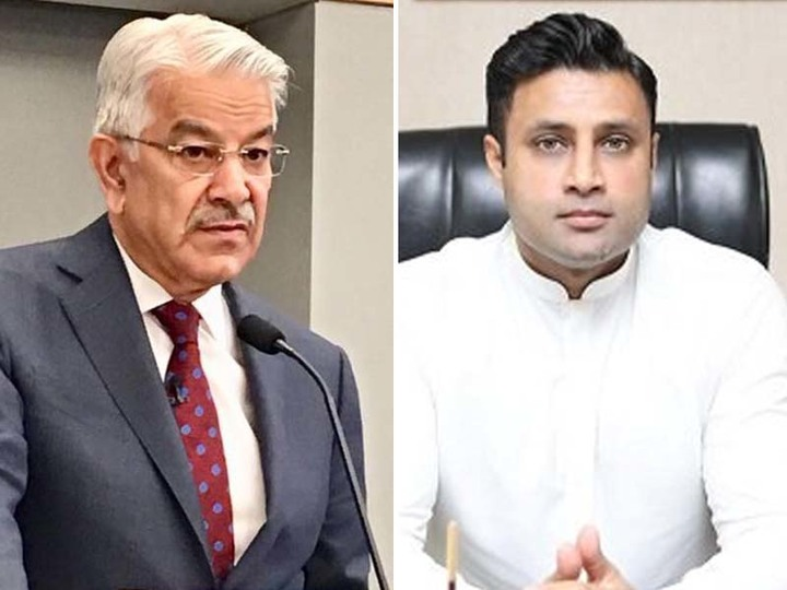 Khawaja Asif urged to apologise for allegation that SAPM responsible for spread of COVID-19 in Pakistan. PHOTO: FILE
