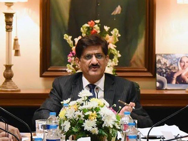 murad ali shah says increase in the rate of local transmission of the virus is worrisome
