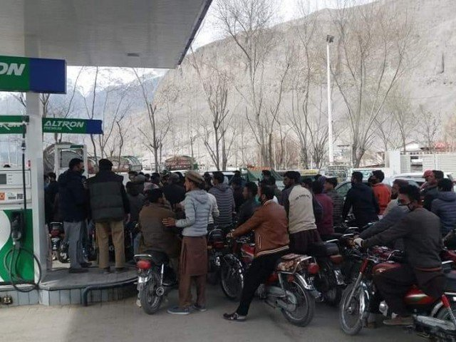 Videos of people violating the social distancing measures have gone viral. PHOTO: EXPRESS/FILE