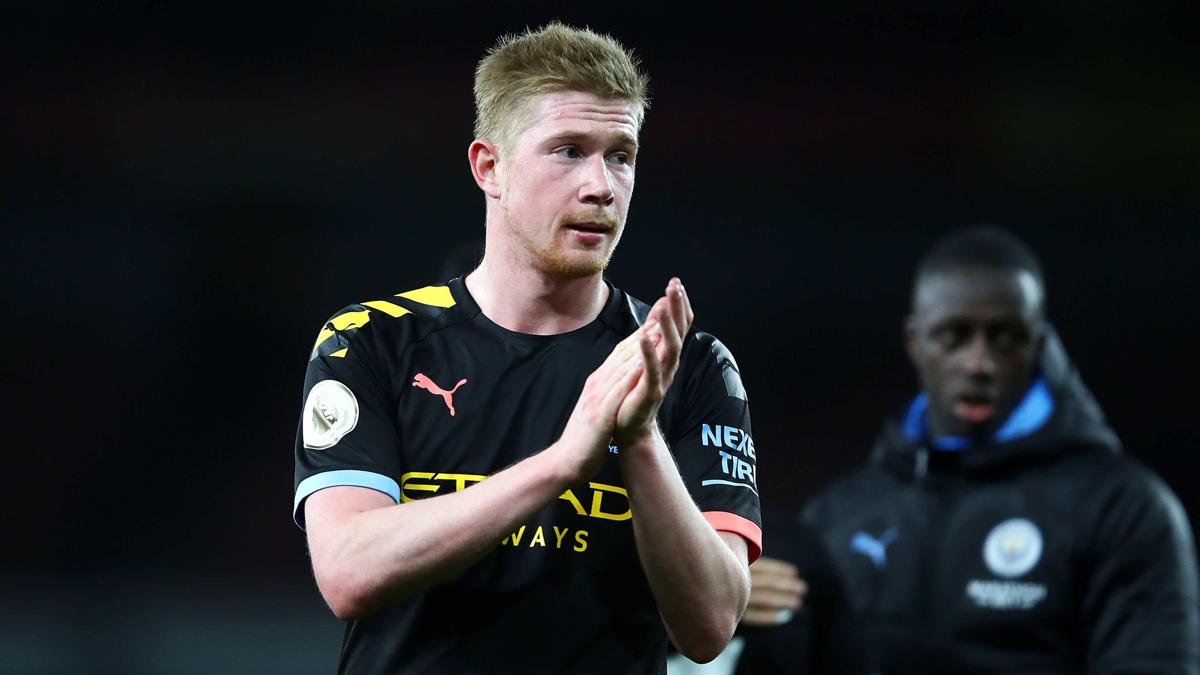 manchester city s de bruyne vows to play two extra years after virus lockdown