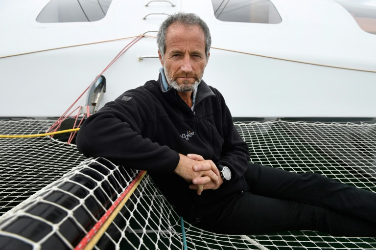 coronavirus confinement   worse things happen at sea says french sailor