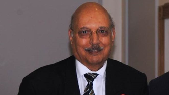Dr Habib Zaidi had been a general practioner in Essex for nearly five decades. PHOTO: NHS Southend CCG